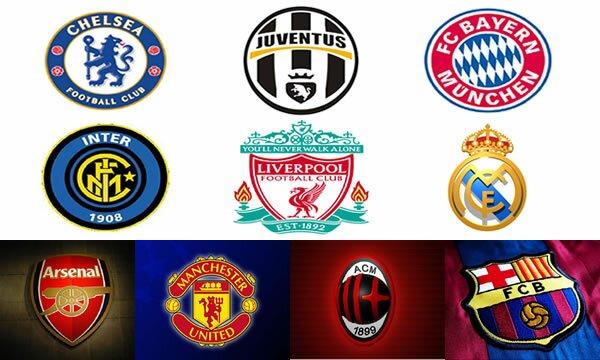 Os 10 clubes de futebol mais ricos do mundo  15a96ec76e86a