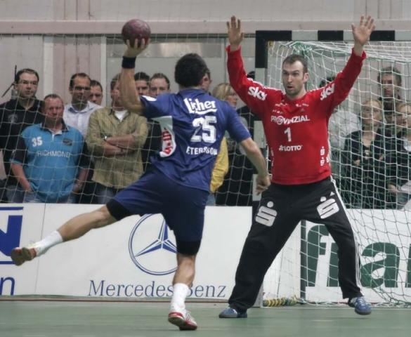 Penalty andebol