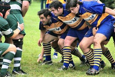 Jogo de Rugby